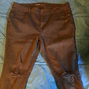 Women's Old Navy Rockstar Mid-Rise Jeans